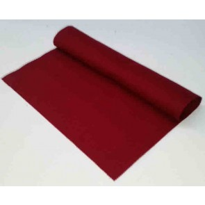 HAINSWORTH English Pool Snooker Billiards CLOTH - MAROON by Size