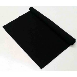 HAINSWORTH English Pool Snooker Billiards CLOTH - BLACK by Size