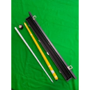 Official Licensed Bundaberg Composite Pool Cue & Case