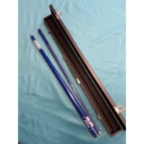 Official Licensed Ford Composite Pool Cue & Case