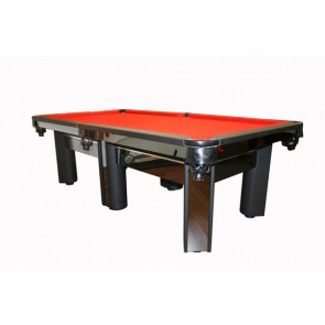 8 Foot Slate G2 Ultramodern Pool Snooker Billiards Table