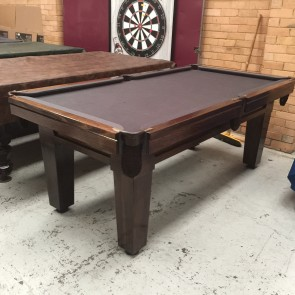 Foot Pool Tables For Pool Snooker Billiardscomau - Seven foot pool table