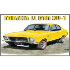 Australian Cars & Transport Torana LJ XU1 GTR Tin Sign