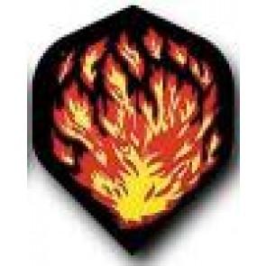 Metronic Flame DART FLIGHTS Standard - Set of 3