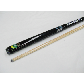 "NRL Licensed Pool Snooker Billiards CUE - 2pce 57"" - Penrith PANTHERS"