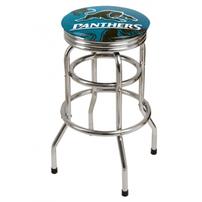 NRL Double Ring BAR STOOL - Penrith Panthers
