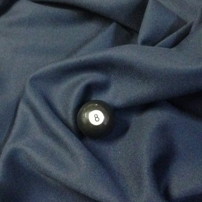Eddie Charlton DIRECTIONAL Pool Snooker Billiards CLOTH 7ft x 3.6ft - NAVY