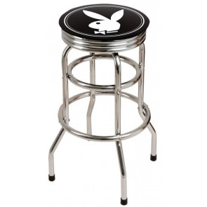 Double Ring BAR STOOL - PLAYBOY