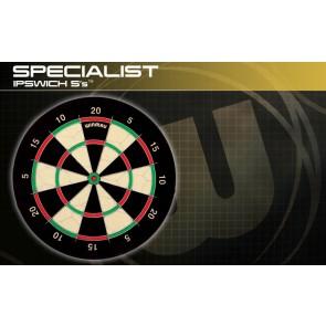 Winmau Ipswich 5's Bristle DARTBOARD