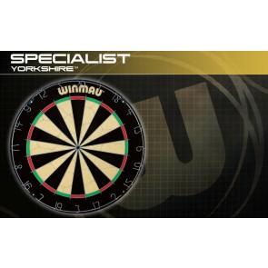 Winmau Yorkshire 5's Bristle DARTBOARD