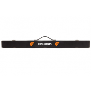 AFL Pool Snooker Billiards CUE CASE - Greater Western Sydney GWS GIANTS