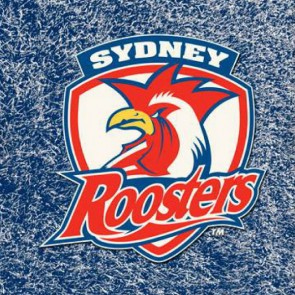 NRL Licensed Pool Snooker Billiards CLOTH 9 Foot - Sydney ROOSTERS