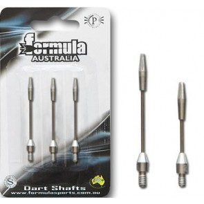 Steel Shafts Short Dart Shaft Set of 3