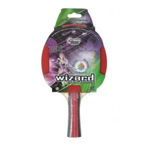 Wizard 3 Star Table Tennis Bat