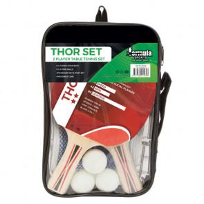 Thor 2 Player Table Tennis Set