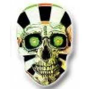 2D Horror Skull Dart Flight Set of 3