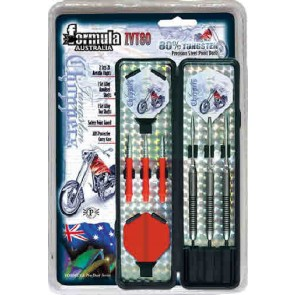 ZVT80 Chopper 80% Tungsten Sealed Pack 19gm